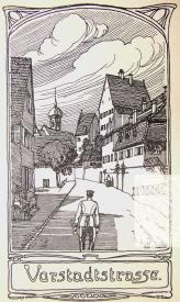 Vorstadtstraße