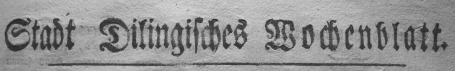 DilingischesWochenblatt