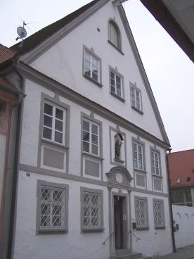 Lit. A. 57., heute Klosterstraße 8