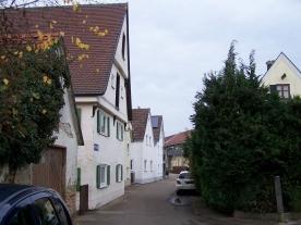 Lit. B. 57., heute Heustraße 2